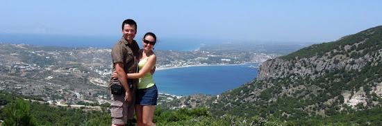 grecja wyspa kos - zatoka kefalos