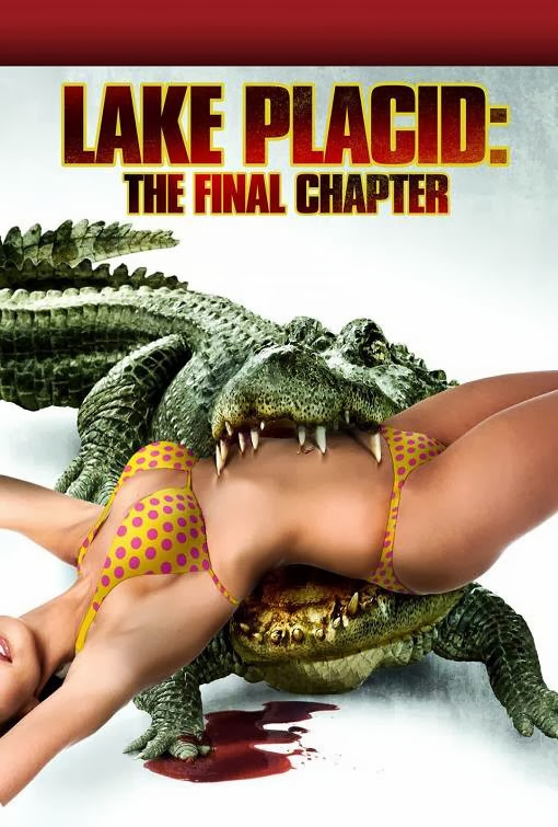 Poster Of Lake Placid The Final Chapter (2012) Full Movie Hindi Dubbed Free Download Watch Online At alldownloads4u.com
