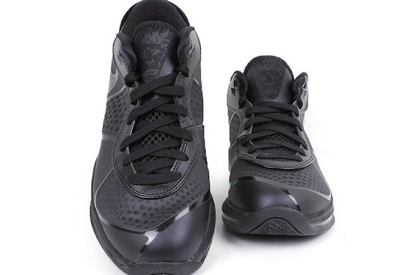 Nike LeBron 8 V2 Low 8220Triple Black8221 Available Online