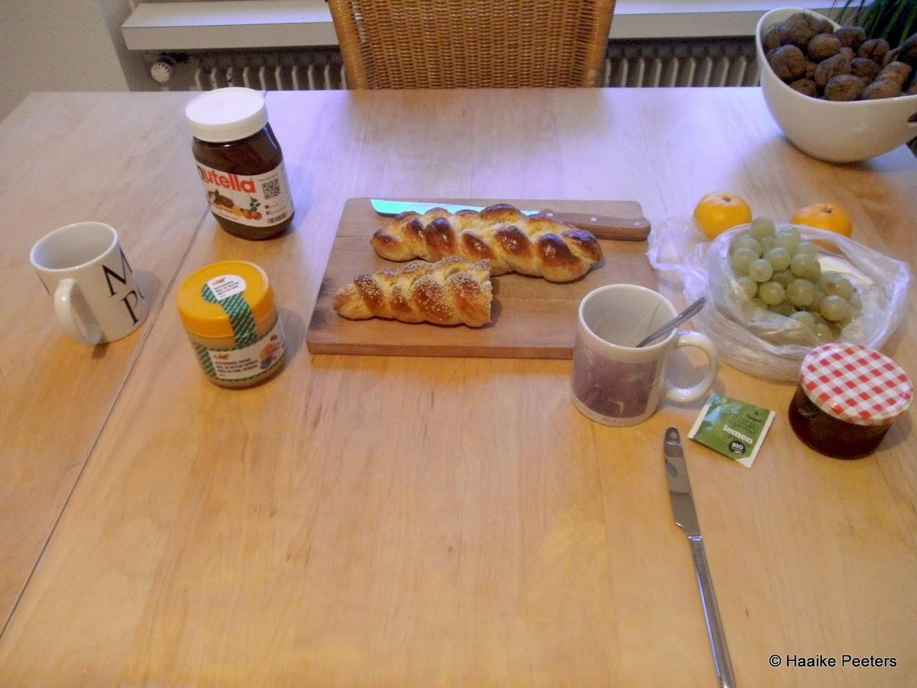 Ontbijt 1 (Le petit requin)