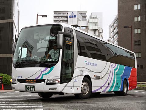 名鉄バス「不知火号」 2011