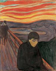 E. Munch - Disperazione