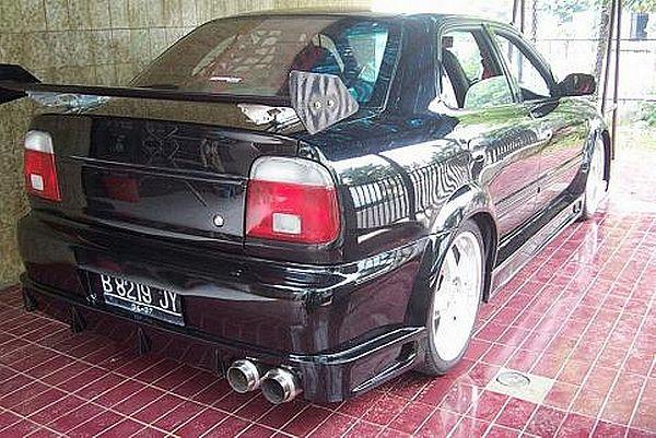 Cars Zonder Zone Tuning Suzuki Baleno 2002