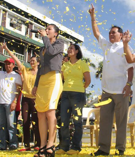 Edsa anniversary celebration in Zamboanga