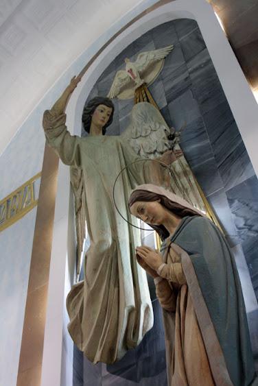 Retablo actual Iglesia de la Encarnación