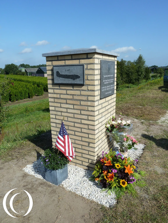 Troop Carriers Group (TCG) memorial at Son