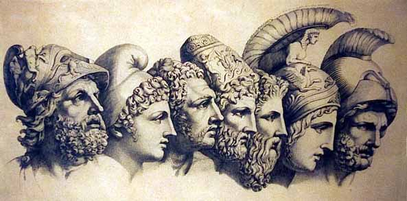 comparing odysseus and rama epic hero Rama was exiled from ayodhya in india,  odysseus after a 20-year  the epic poems of the trojan war and its aftermath.