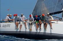 J/122 Lazy Dog - Puerto Rico- sailing St Maarten regatta