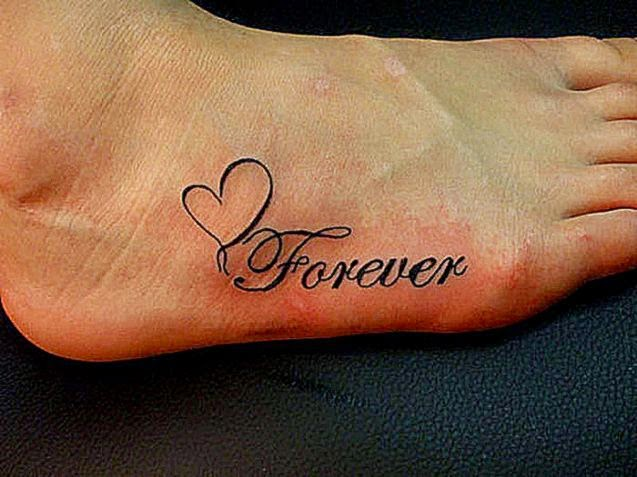 Love Tattoo Ideas for Women   Tattoo Designs Piercing and Body Art