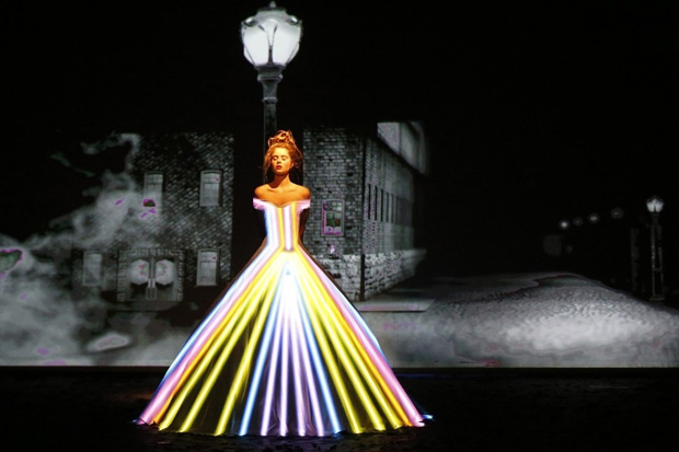 A High-Tech Fashion Fairy Tale Told by Frank Sorbier