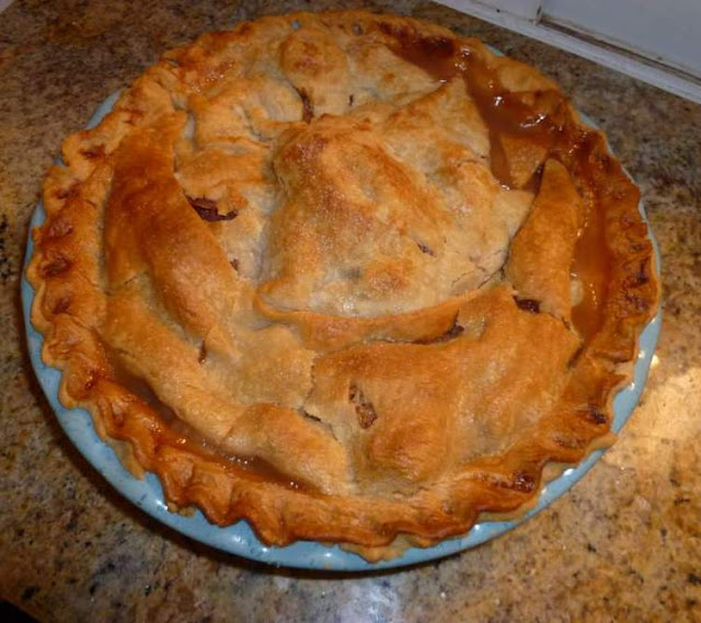 ... and Taste: Blue Ribbon Apple Pie - Old Fashioned Southern Goodness