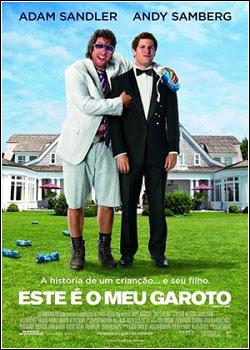 Filme Poster Este é o Meu Garoto DVDRip XviD Dual Audio & RMVB Dublado