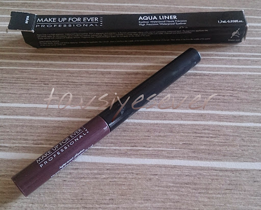 MAKE UP FOR EVER AQUA LINER 11