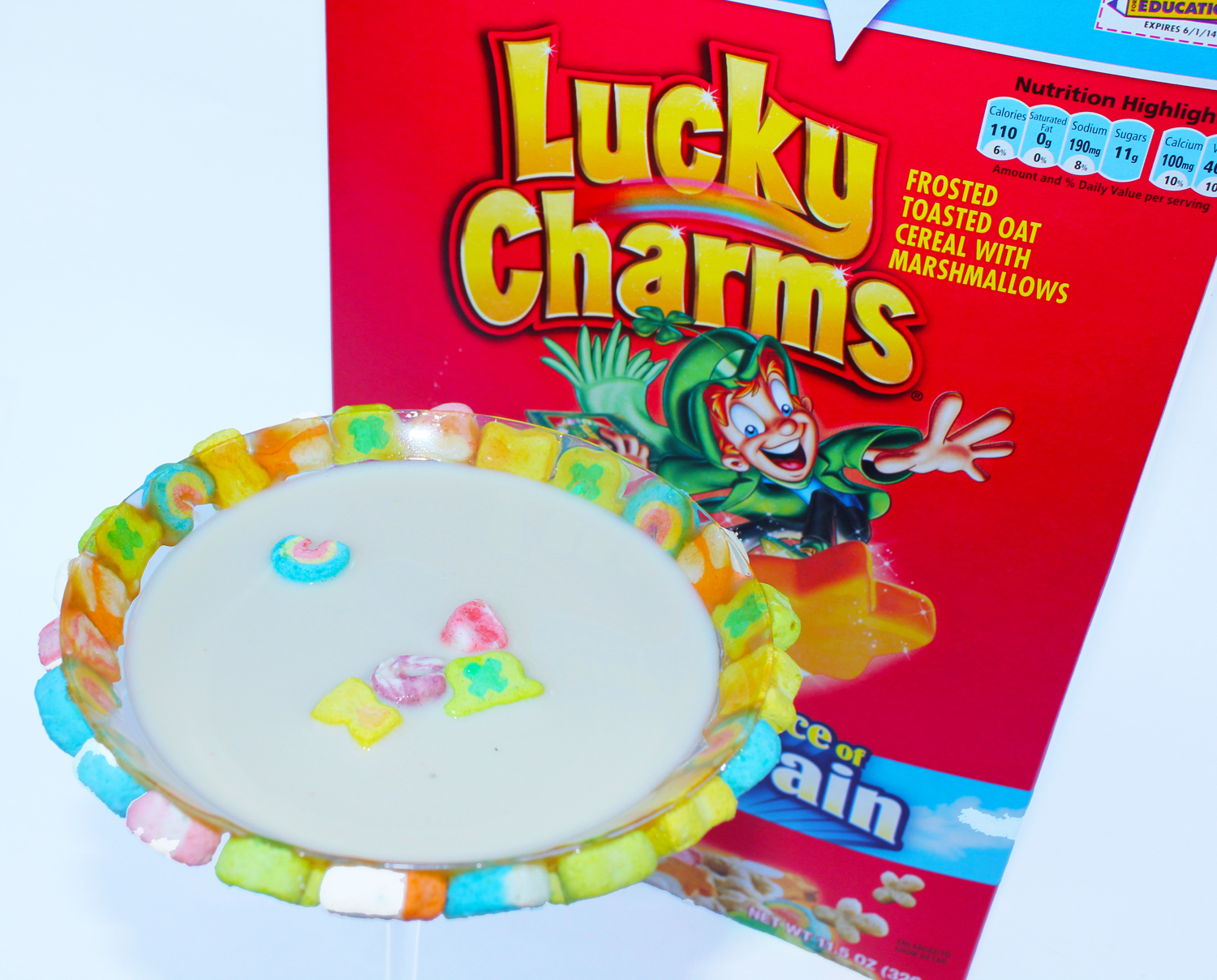 irish luck charms for interview