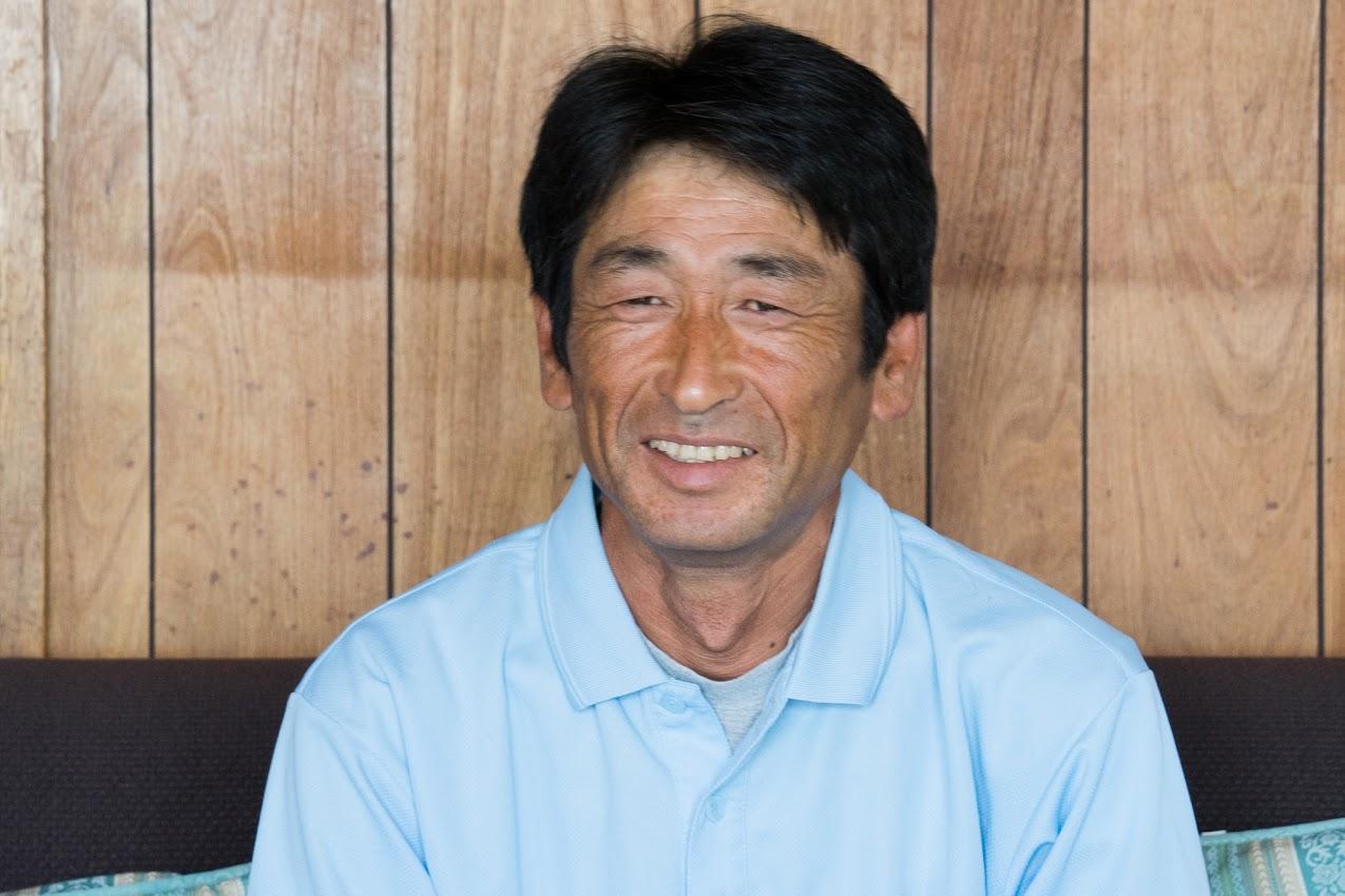 前田規文さん