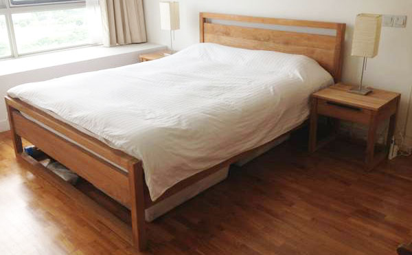 King Size Bed Frame For Sale Singapore