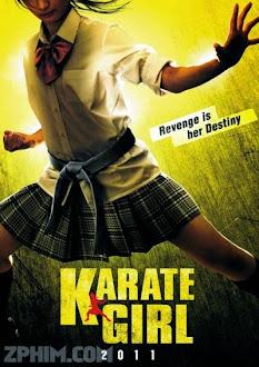 Cô Gái Karate - Karate Girl (2011) Poster