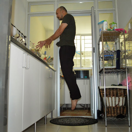 Levitation photo Cooking