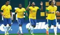 Video goles Brasil Dinamarca [3 - 1] amistoso 26 Mayo