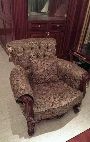 英式古典沙發