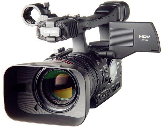 Проблемы пользователя Canon XH A1