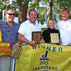 J105 Canadian Champions - Retern