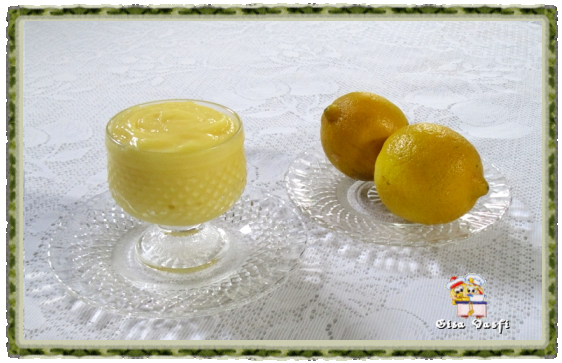 Sobremesa de morangos com creme de limão siciliano 4