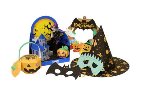 2011 Halloween Papercraft Kirin