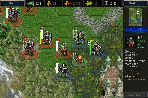 Review: Battle for Wesnoth HD (iPad) - Digitally Downloaded