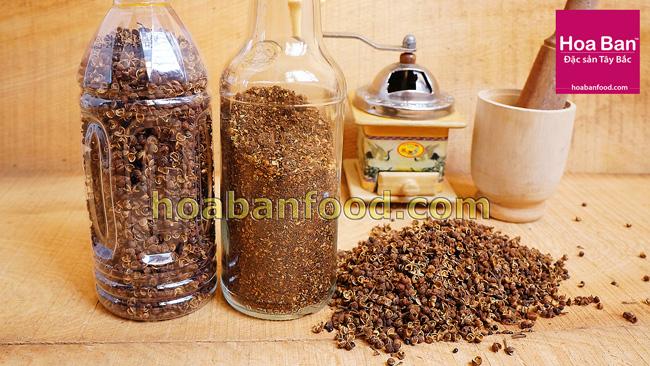 Cách bảo quản hạt Mắc Khén