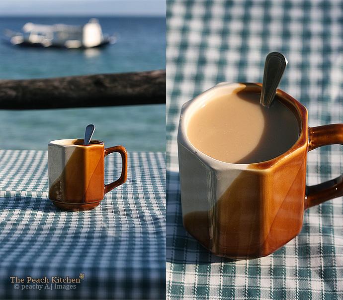 Complimentary Breakfast at El Cañonero, Puerto Galera | www.thepeachkitchen.com