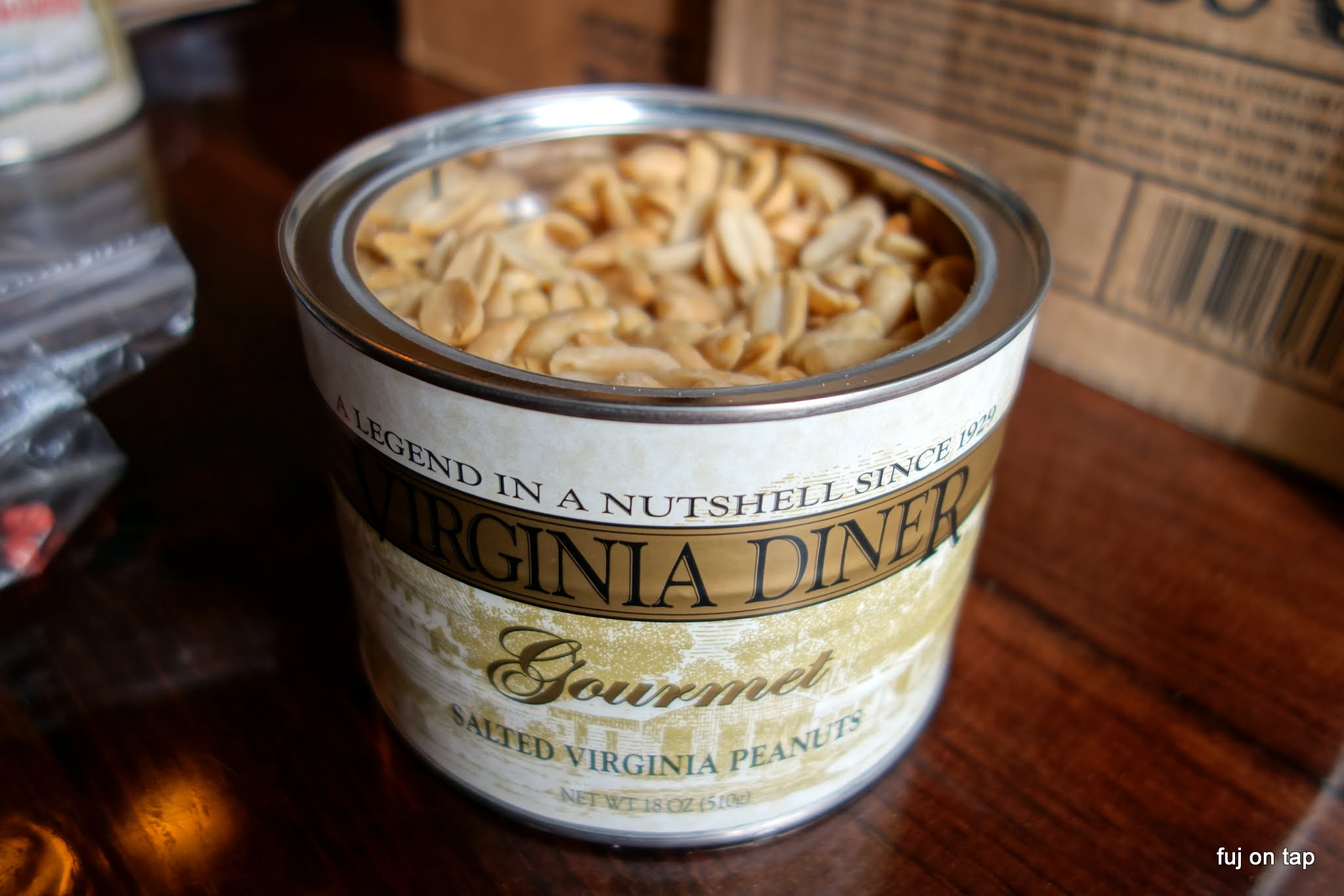 Virginia Diner Gourmet Salted Peanuts