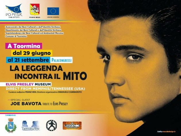 Elvis Presley, La leggenda incontra il mito