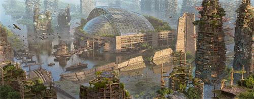 Future Toronto by Mathew Borrett
