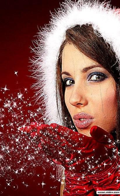 Christmas Girl Live Wallpaper Free Samsung Gravity SMART App