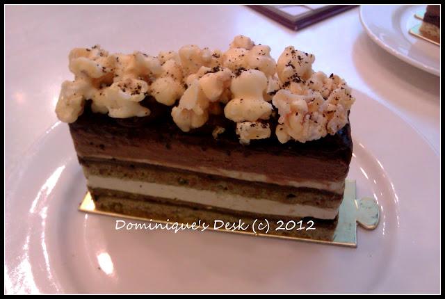 Wasabi Cake