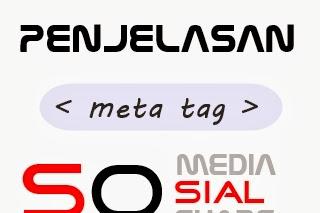 Penjelasan Meta Tag Media Sosial Share