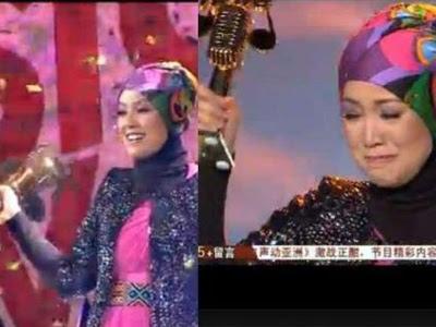 Shila Amzah juara Asian Wave 2012