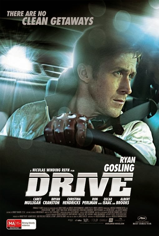 Poster Of Drive (2011) Full Movie Hindi Dubbed Free Download Watch Online At alldownloads4u.com