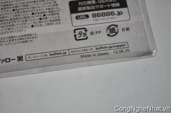 Dán màn hình Fujitsu F-12D độ nét cao