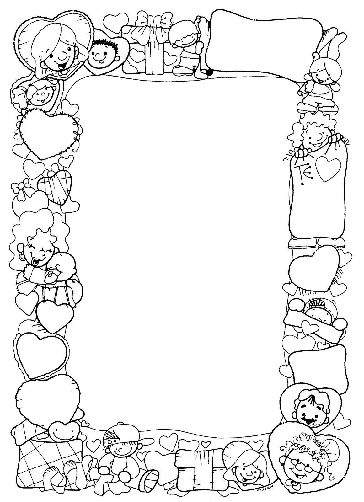 Image Of Hojas Para Colorear De Amor 14 de febrero dibujosDibujo de ...