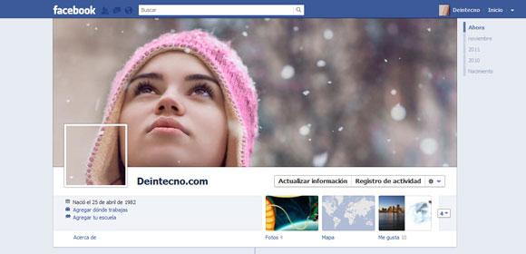 Portada Timeline Facebook
