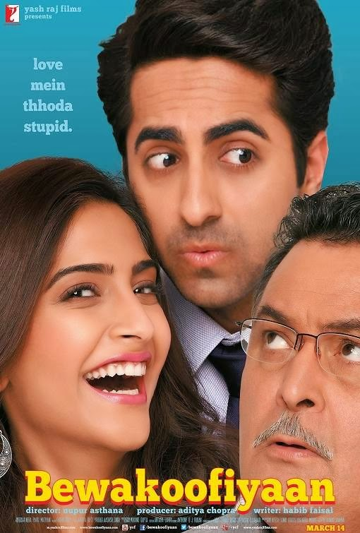 Cover of Bewakoofiyaan (2014) Hindi Movie Mp3 Songs Free Download Listen Online at Alldownloads4u.Com