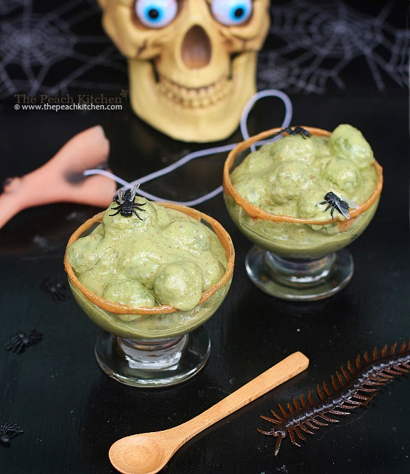 Witch's Brew | www.thepeachkitchen.com