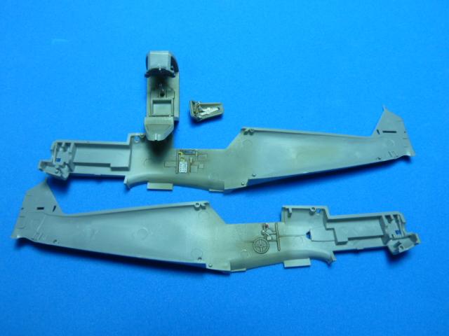 "Messerschmmit Bf 109 E-3 - Major Hans ""Assi"" Hahn P1030937"