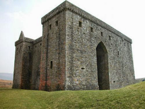 Hermitage Castle And The Ghastly Ghosts Of William De Solis