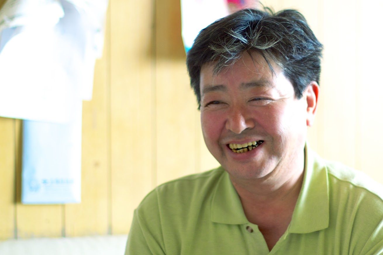 吉田正則 会長