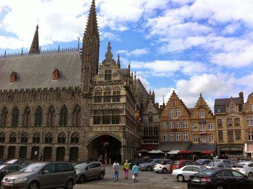 Ypres by kids en Nord