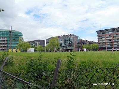 Parkstad zwembad sporthal nieuwbouw architectuur rotterdam
