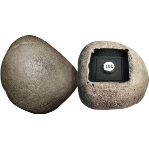 RocLok Hide A Key Hudson Key Storage Box Disguised as a Rock